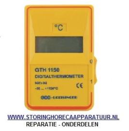 ST1800190 - Temperatuurmeter GTH 1150 zonder voeler meeteenheid °C -50 tot +1150°C voeler K
