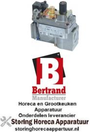 991101908 - Gasventiel voor friteuse 1 - 2 - 3 pans BERTRAND