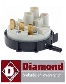 015-25D-NP - DIAMOND DOORSCHUIFVAATWASMACHINE ONDERDELEN