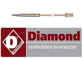 62867200100 - Thermokoppel gas bakplaat DIAMOND G99/PLA2-N