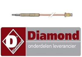 67867200100 - Thermokoppel gas bakplaat DIAMOND G7/PL4T