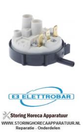 541224029 - Pressostaat drukbereik 90/60mbar  ELETTROBAR FAST 160-2