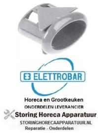 103347151 - Elementhouder wit voor drukknoppen ELETTROBAR