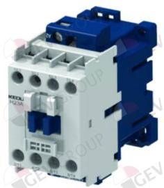 381210 - Relais AC1 32A 240VAC (AC3/400V) 16A/7,5kW hoofdcontact 4NO aansluiting schroefaansluiting