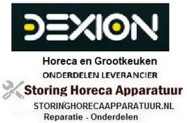 DEXION - HORECA EN GROOTKEUKEN APPARATUUR REPARATIE ONDERDELEN