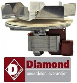 473M.5690.10100 - Ventilator voor oven DIAMOND