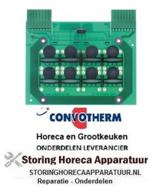 164404007 - Controleprint combi-steamer OEB10.10 sturing 5010 CONVOTHERM