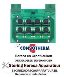 CONVOTHERM STEAMER HORECA EN GROOTKEUKEN APPARATUUR REPARATIE ONDERDELEN