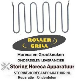 214416778 - Verwarmingselement 1500 Watt - 230 Volt Roller-Grill