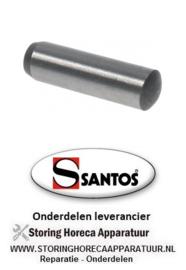 581650232 - Borgpin ø 5mm L 18mm RVS SANTOS