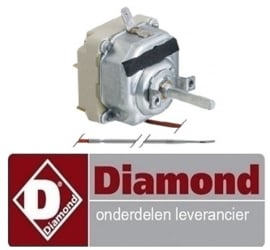 355RTCU600067 - Thermostaat t.max. 300°C DIAMOND E77/ST7T-N
