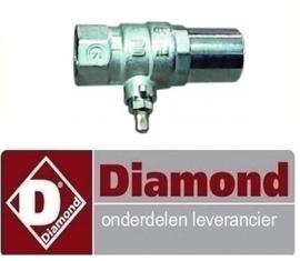 400161874 - AFTAPKRAAN VOOR BAIN MARIE DIAMOND E77/BM4T-N