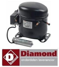 23636342 - Compressor voor de koelkast DIAMOND AR1N/L1