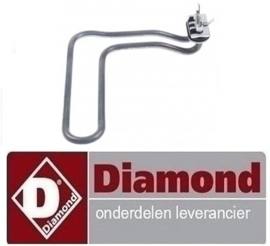 331.2301.12 - Tank verwarmingselement DIAMOND DFS7/6