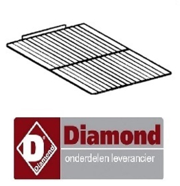 ST1A77/GF11-NR - Rooster kast 400 mm (-NR) DIAMOND