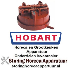 110541319 - Pressostaat drukbereik 35/20mbar voor HOBART