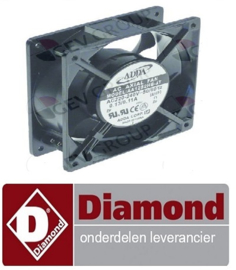 3987200000305 - Ventilator DIAMOND SA3/GD