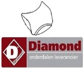 882F2699 - Handvat voor deksel aardappelschilmachine DIAMOND PPF-18
