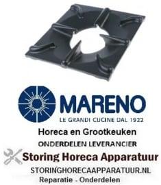 113210000 - Branderrooster B 345mm L 345mm passend voor gasfornuis serie 900 passend voor MARENO