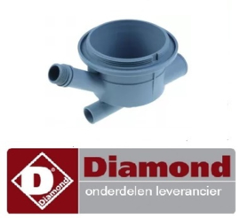 093136028 - Aanzuigdeel DIAMOND DK7/2-NP+051D-NP