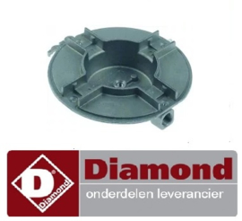 045672.106.00 - BRANDER LICHAAM 3.6Kw - DIAMOND G60/**