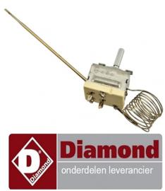 VE349400660114- Thermostaat  50-250°C DIAMOND