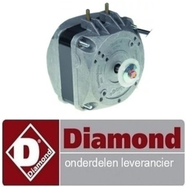47840701001 - Ventilatormotor  DIAMOND