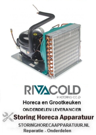 760605100 - KOELAGGREGRAAT RIVACOLD R404A TYPE 3587
