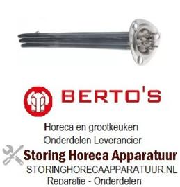 406418065 - Verwarmingselement 9000W 230V voor Bertos