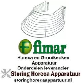956697144 - Beschermrooster ø 525mm 50 S-C-F voor menger FIMAR