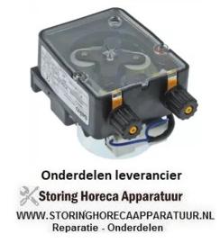 952361768 - Doseerpomp naglans tijdsturing 0,4l/h 230 VAC glansspoelmiddel slang ø 4x6mm slangtype D