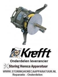 1007.6300104.26 - Ventilatormotor steamer KREFFT GG10.11NT