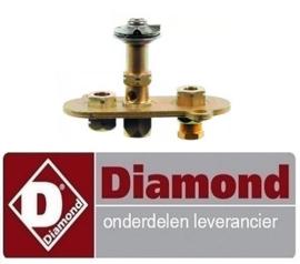 289RTCU700464 - WAAKVLAMBRANDER 3 UITGANGEN DIAMOND G65/F8-4T , G65/F16-7T