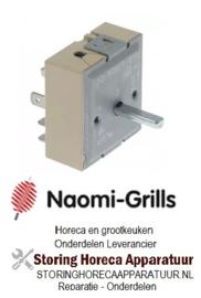 VE707380015 - Energieregelaar 230V 13A NAOMI GRILL