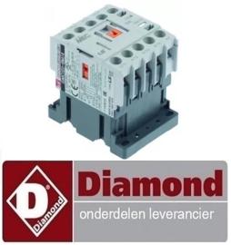 381229042 - Relais AC1 20A 230VAC DIAMOND DFE 6/6 AC