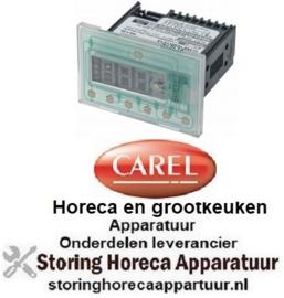 143381573 - Elektronische regelaar CAREL IXE1C0H1213 inbouwmaat 71x29mm inbouwdiepte 69mm 230V