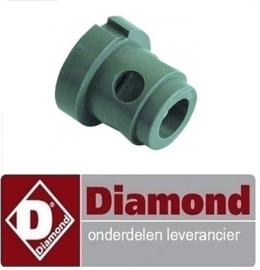 5180202120 - Wasarmlager inbouwpositie boven vaatwasser DIAMOND P700