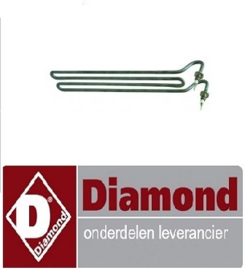 51670562 - Verwarmings element voor de kuip DIAMOND D701-EKS