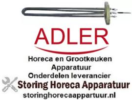 299415188 - Verwarmingselement 2400W 230V voor vaatwasser ADLER