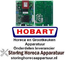 487400899 - Vermogensprintplaat vaatwasser LP10/20/30 zonder EPROM - HOBART