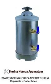 578530199 - Ontharder manueel met 2 ventielen containercapaciteit 8l harshoeveelheid 5,6l