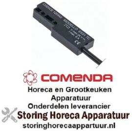 596345122 - Magneetschakelaar L 65mm B 20mm voor vaatwasser COMENDA