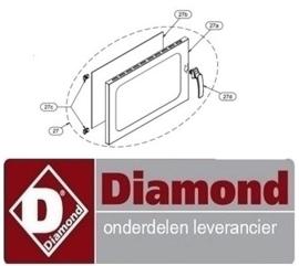 ST7555.016.00 - BUITEN RUIT VOOR CPE643F-N DIAMOND