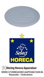 697403 - Mesafdekking ø 209mm voor mes ø 250mm Horeca-Select GFS 1025