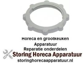 235510018 - Moer ø 92mm H 10,5mm voor zoutcontainer ID ø 64mm voor vaatwasser