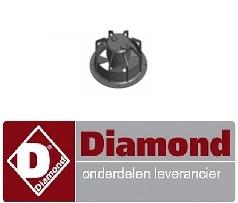 51240701057 - VENTILATOR VOOR CONDENSOR DT**/EL , DIAMOND ID70/HE