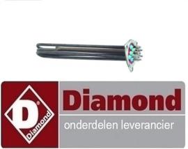 2460300002 - VERWARMINGS ELEMENT BOILER W4500/3 DIAMOND