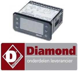 120378558 - Elektronische regelaar voor koelwerkbank DIAMOND DT224