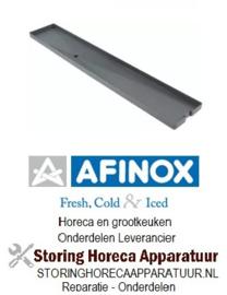 163750533 - Lekbak L 612mm B 98mm voor koeling Afinox