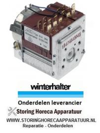 247360237 - Timer AKO-DIEHL 514 kamers 6 230V spanning AC WINTERHALTER